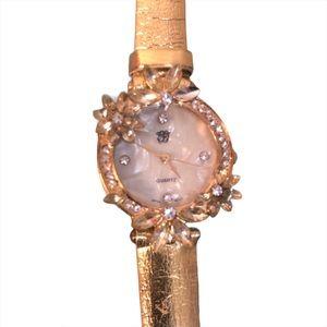 Elizabeth Taylor Gold Watch